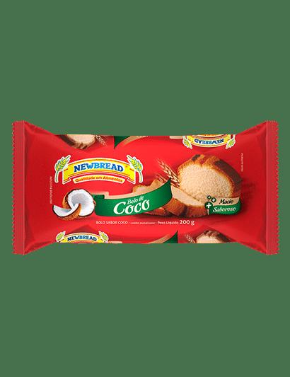 BOLO SABOR COCO