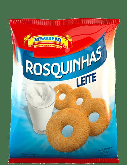 ROSQUINHAS DE LEITE